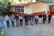 Inauguración de aula